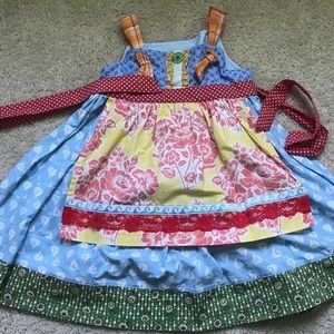 Matilda Jane Platinum Knot Dress (has sailboats!)